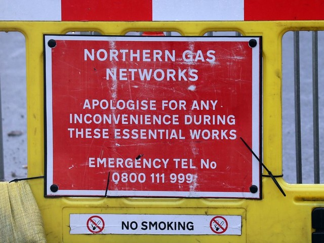 Gas could be turned off to homes during mains replacement works