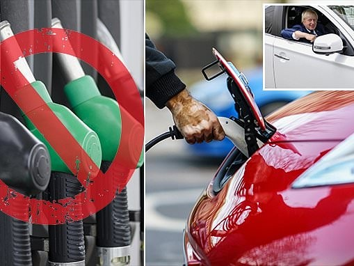 Does a 2030 ban on new petrol and diesel cars make a real difference?