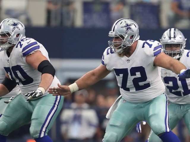 The 6 best offensive lines in the NFL right now