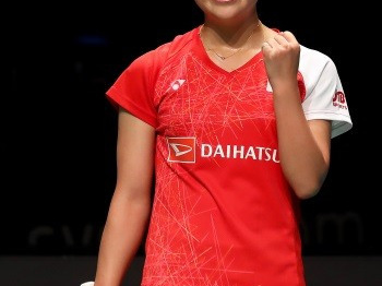 Japan win both singles titles at BWF Thailand Open