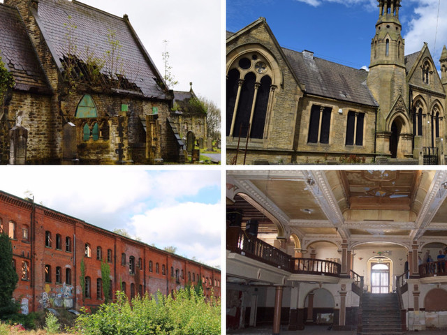 Endangered Buildings Including Chapels, Factories And Pubs Featured In Most At Risk List
