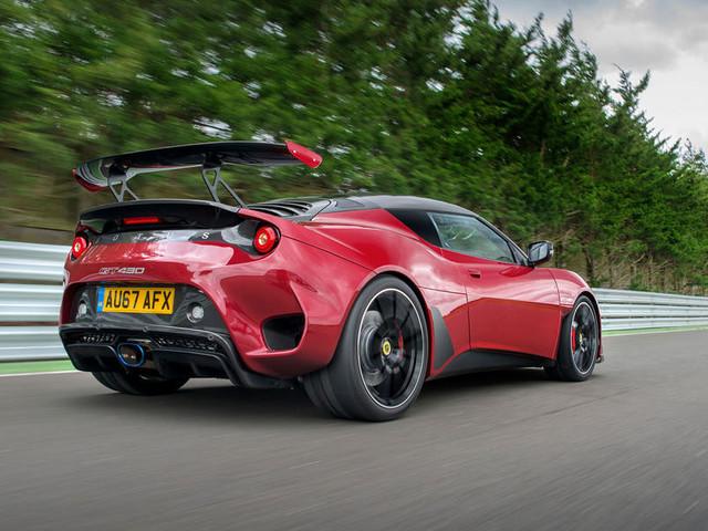 Lotus Evora GT430 2017 review