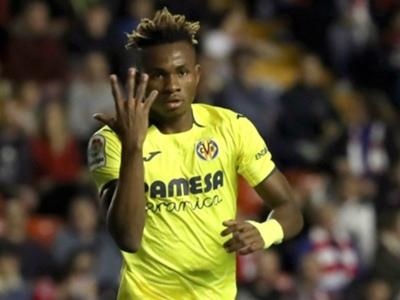 Chukwueze scores for Villarreal in eight-goal thriller against Granada