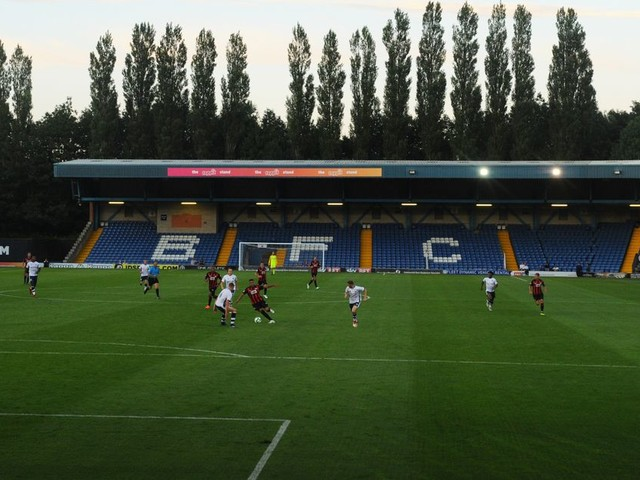 Bury FC ask for volunteers to clean Gigg Lane as they prepare for possible first game of season