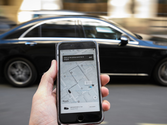 I'm An Uber Driver In London - Where Do I Go From Here?