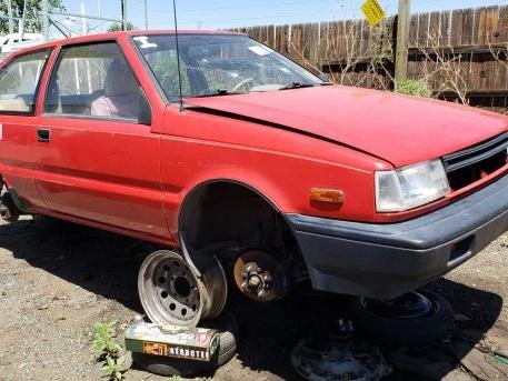 Junkyard Find: 1987 Hyundai Excel 3-Door Hatchback