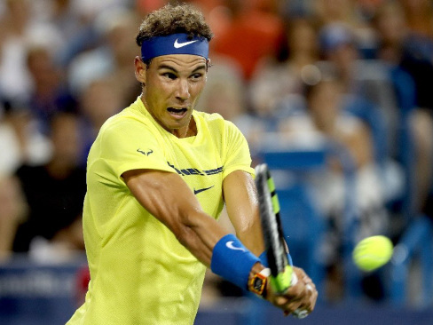 Nadal cruises in opener, US teen Tiafoe ousts Zverev