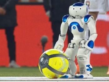 Ligue 1: Dabbing Robot Kicks Off Dijon v Caen Clash In Ridiculous Pre-Match Nonsense (Video)