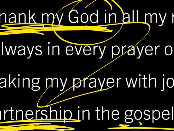 Philippians 1:9–11: Should I Tell Someone I Pray for Them?