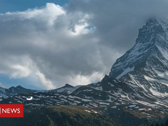 Why scientists are 'listening' to the Matterhorn