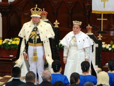 Sacked PM's Democratic Party dominates Tonga election
