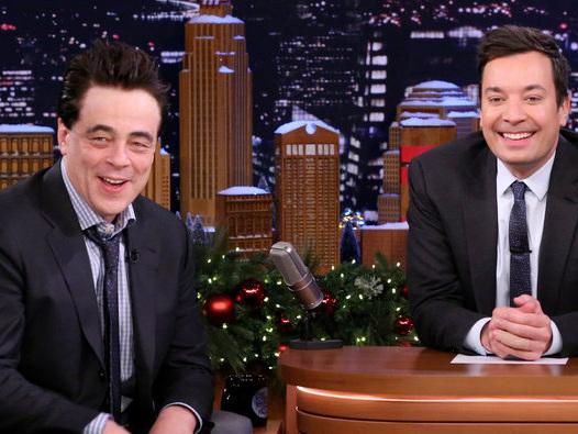 Benicio Del Toro Says BB8 Had More Closeups Than Him in 'The Last Jedi'