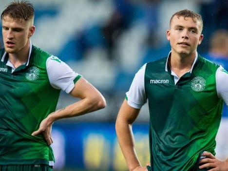 Hibs punished for poor defending in Molde - Michael Stewart