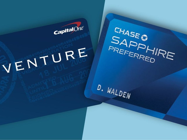 Chase Sapphire Preferred vs. Capital One Venture — we compared 2 of the top travel rewards cards and named a winner