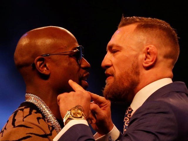 Tickets to go on sale for Floyd Mayweather v Conor McGregor in Las Vegas