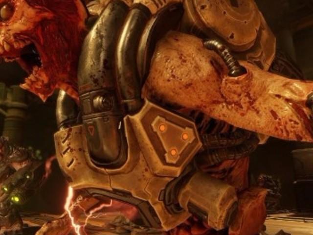 Doom gets November release date for Nintendo Switch