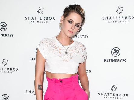 Kristen Stewart: I feel pressure to represent the LGBTQ community