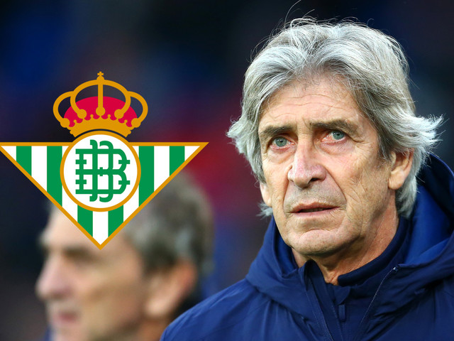 Ex-Man City and West Ham boss Manuel Pellegrini set to take over at Real Betis on two-year deal