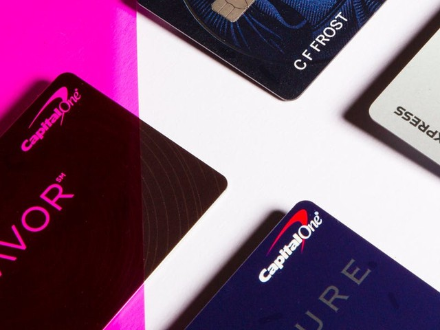 The best Capital One credit cards of 2020 — whether you want travel rewards, cash back, or an intro APR offer
