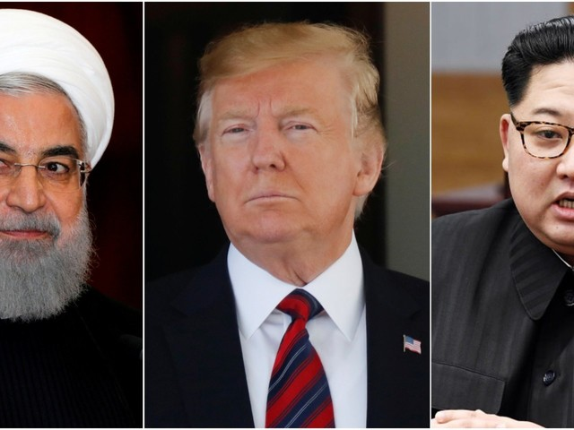 Trump is replaying his aggressive '150% pressure' North Korea negotiation playbook against Iran, but experts fear it could backfire spectacularly