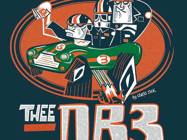 Thee DB3: Thee DB3 – Album review