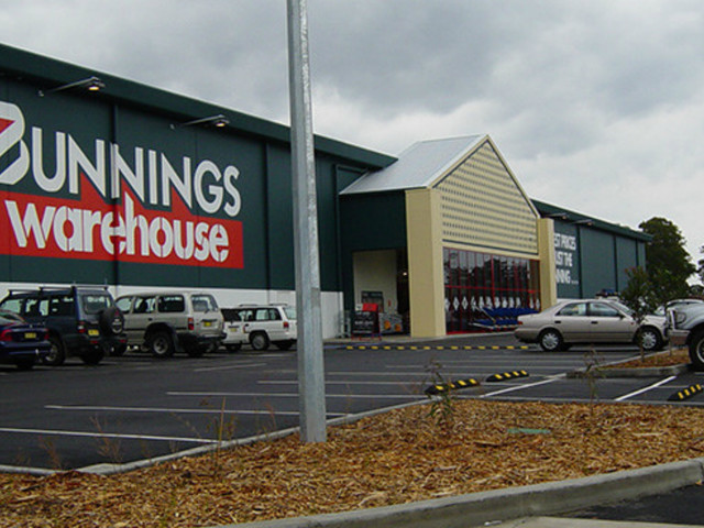 Bunnings loses £54m in first year running Homebase