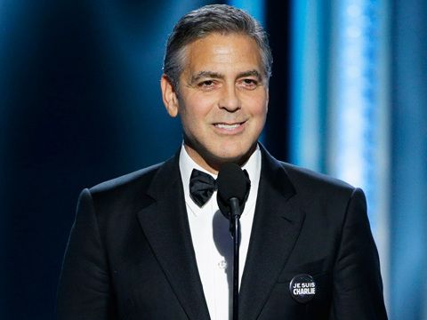Video Has Emerged Of George Clooney's Horrifying Scooter Crash In Italy