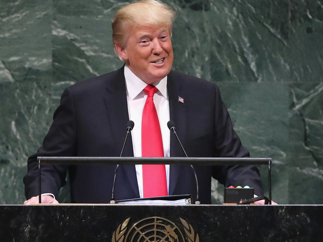 Donald Trump Just Got Laughed At By The Entire United Nations