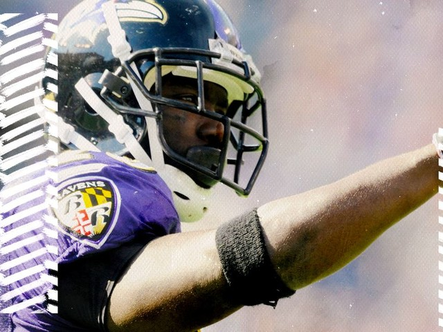 4 plays from one game that show the totality of Ed Reed's dominance