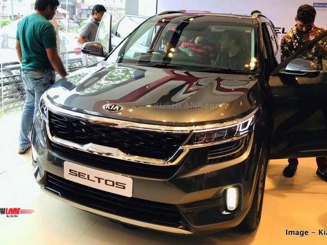 Kia Seltos India sales beats Seltos sales in Korea by 91 units