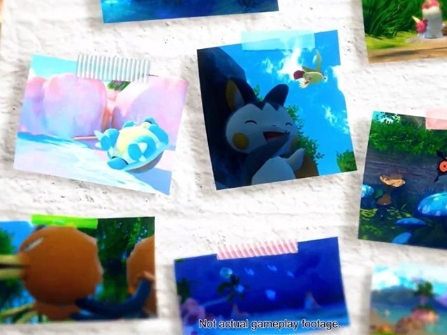 New Pokémon Snap releases in April, with over 200 creatures to film