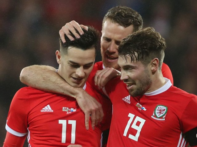 Wales fans urge Chris Coleman to stay after late Panama strike takes shine off Tom Lawrence's wonder goal