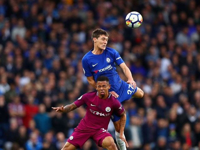 Christensen happy with his start at Chelsea, ready to keep challenging all others for playing time
