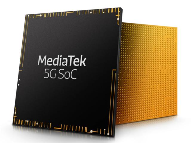 MediaTek T700 brings 5G to laptops with the help of Intel