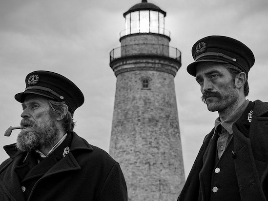 Robert Pattinson and Willem Dafoe Lose Their Minds in 'The Lighthouse' Trailer (Video)