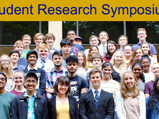 Save the date: Center for Science Outreach High School Student Research Symposium