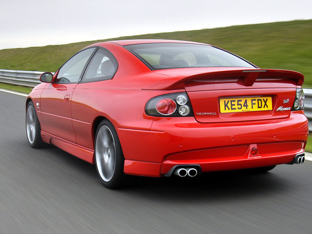 Used car buying guide: Vauxhall Monaro