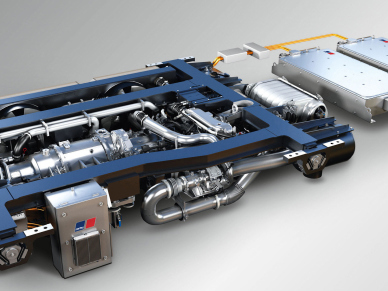 Rolls-Royce and Alpha Trains sign letter of intent for retrofit hybridization of diesel railcars with MTU drives