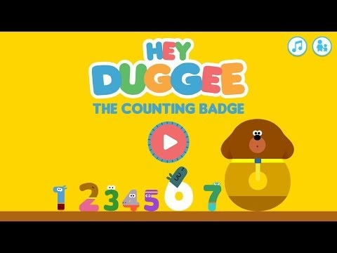 Counting Challenge Apps - BBC Worldwide Collaborated on 'Hey Duggee' to Teach Counting for Kids (TrendHunter.com)