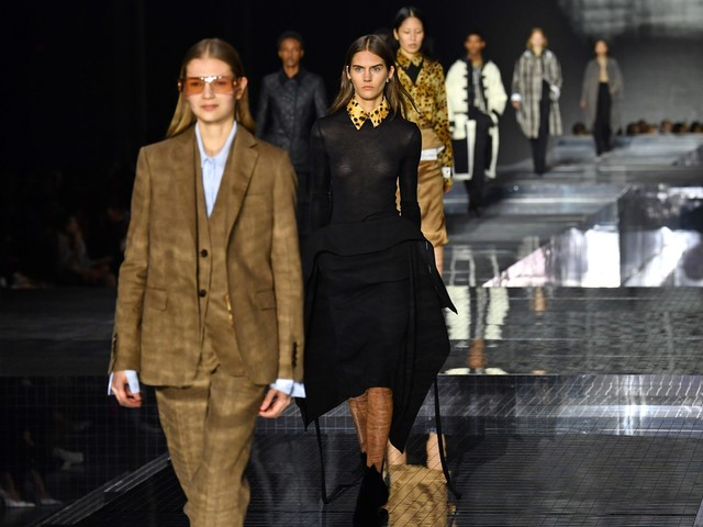 The biggest moments of London Fashion Week