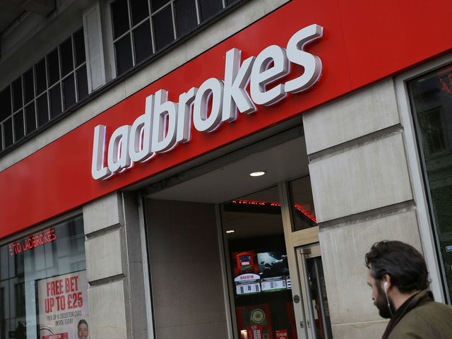Ladbrokes chair to quit amid investor fury