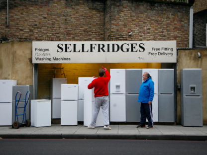In Photos: London's Punniest Shop Names