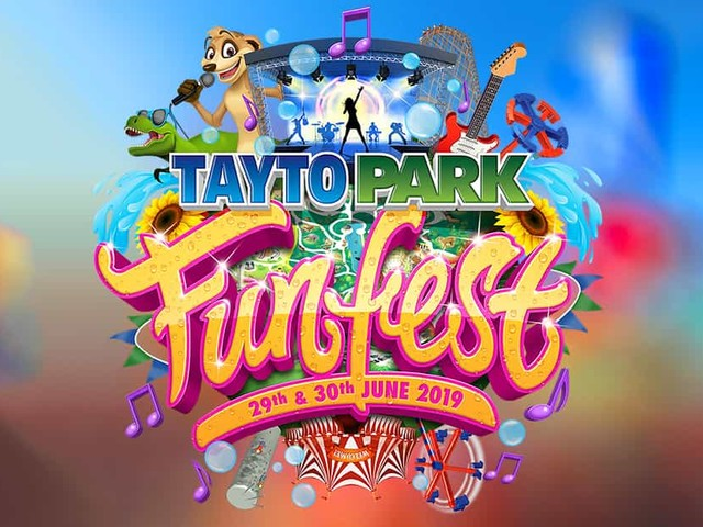 Win One Of Five Family Passes To Funfest at Tayto Park