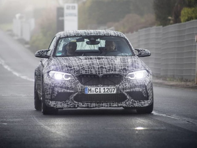 The 2020 BMW M2 CS will be fairly limited