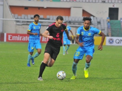 AFC Cup 2019: Masih Saighani's late strike sinks Minerva Punjab as Abahani Dhaka qualify