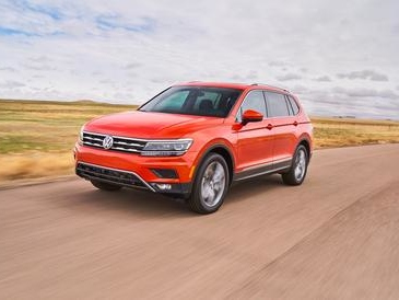 2018 Volkswagen Tiguan First Drive: The Tig Goes Big