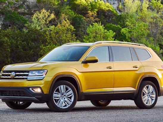 New VW Trademark Applications Hint at Atlas Variants and More