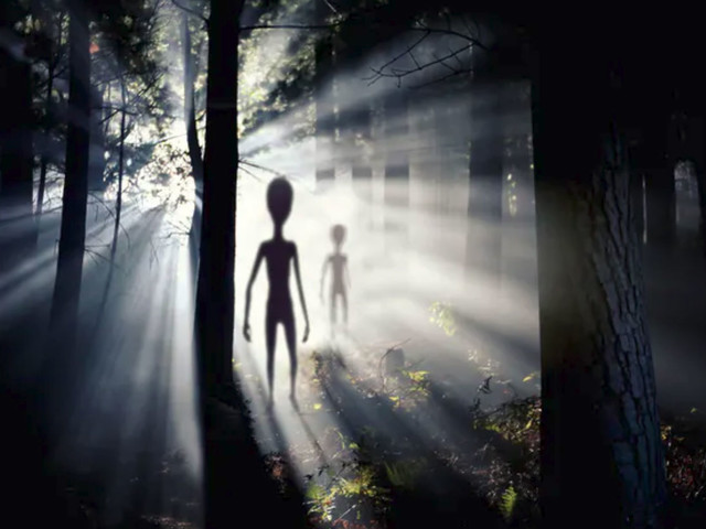 Could invisible aliens really exist on Earth?