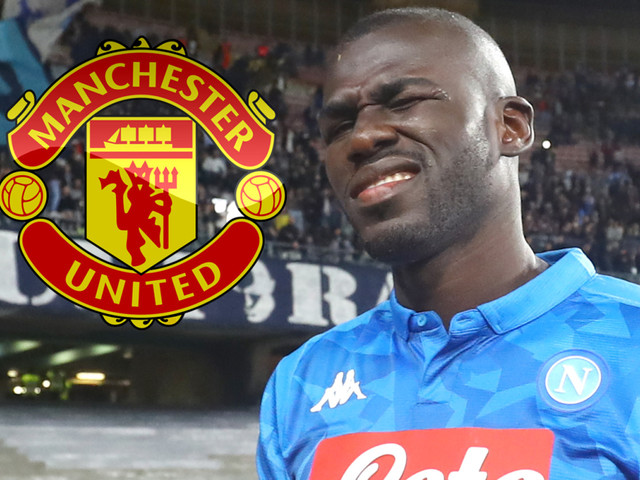 Man Utd line up Napoli star Kalidou Koulibaly as Harry Maguire alternative while transfer for £80m Leicester defender stalls