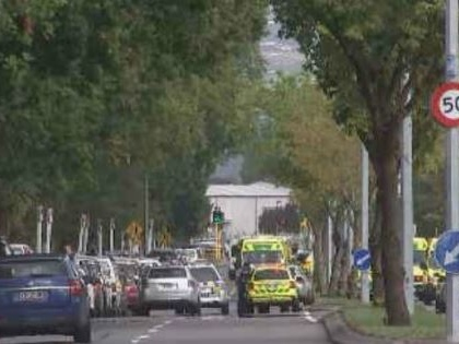 Christchurch mosque shooting – Gunman opens fire at mosque in New Zealand injuring multiple people